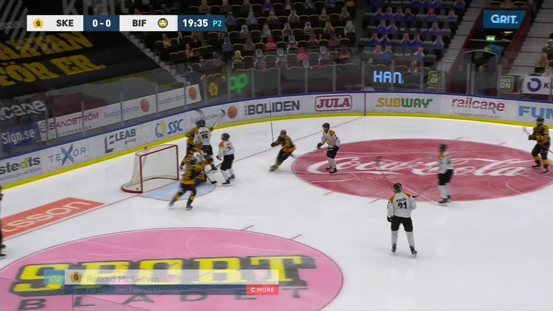 Skellefteå AIK - Brynäs IF 1-0