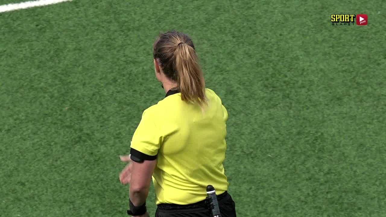 Highlights: Rosengård - Djurgården 6 sept