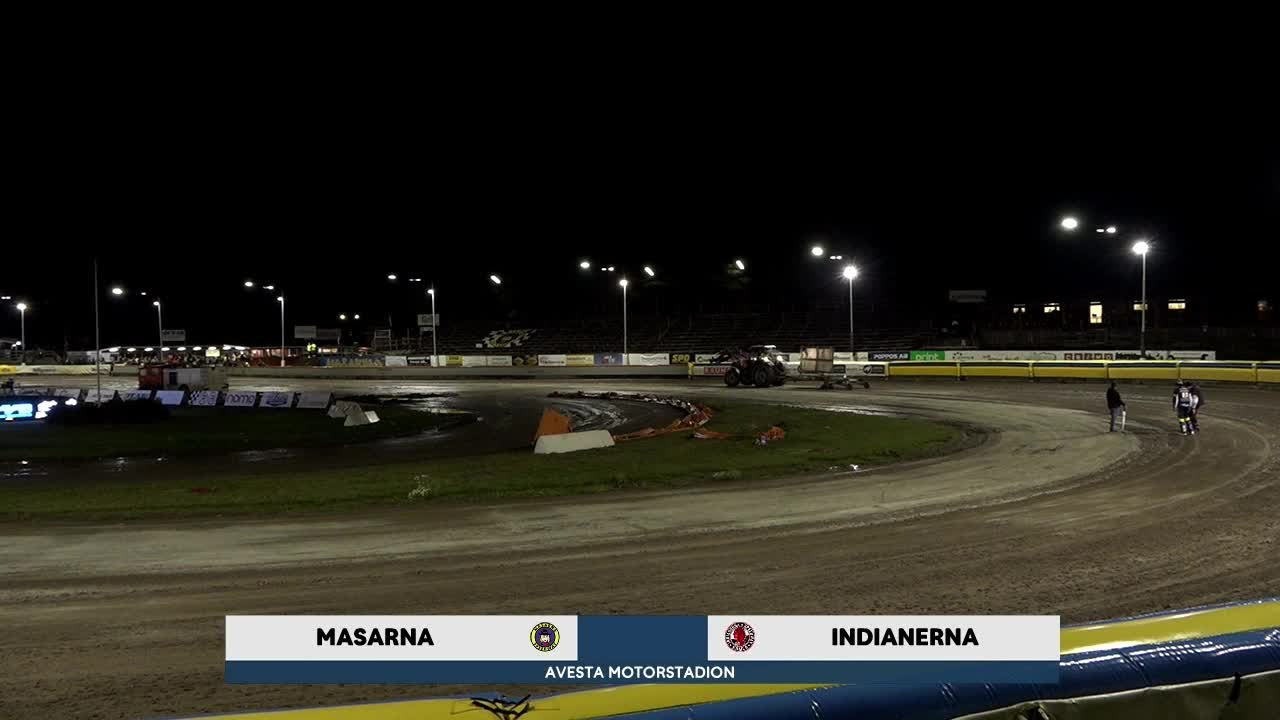 Highlights: Masarna - Indianerna