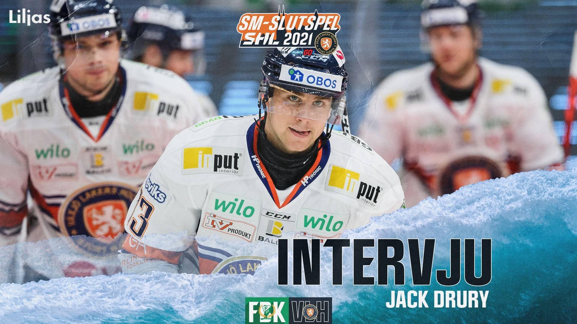 Jack Drury efter vinsten i Karlstad