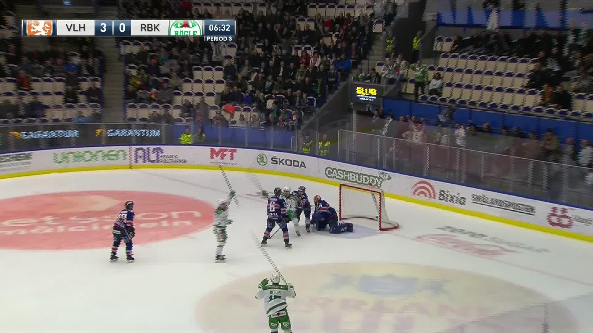 Växjö Lakers - Rögle BK 3-1