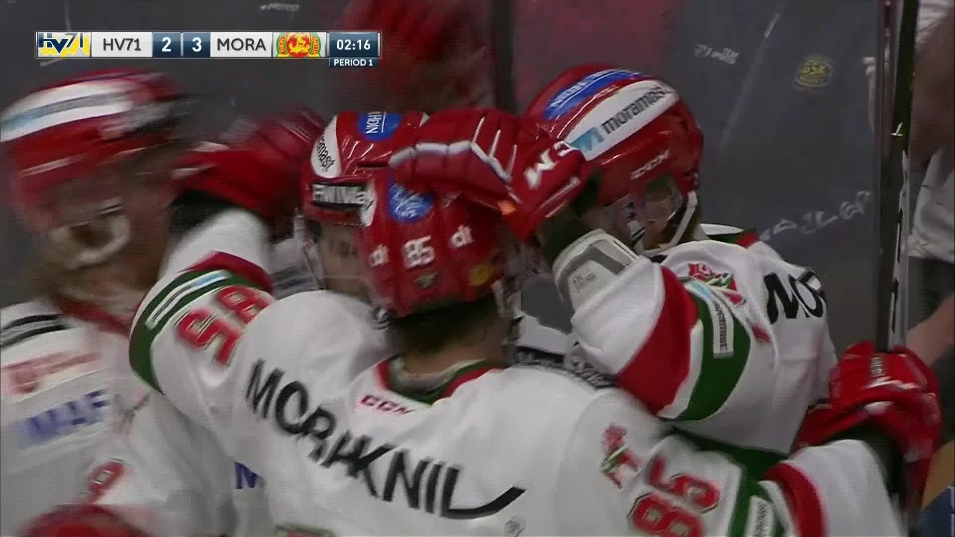 HV71 - Mora IK 2-3