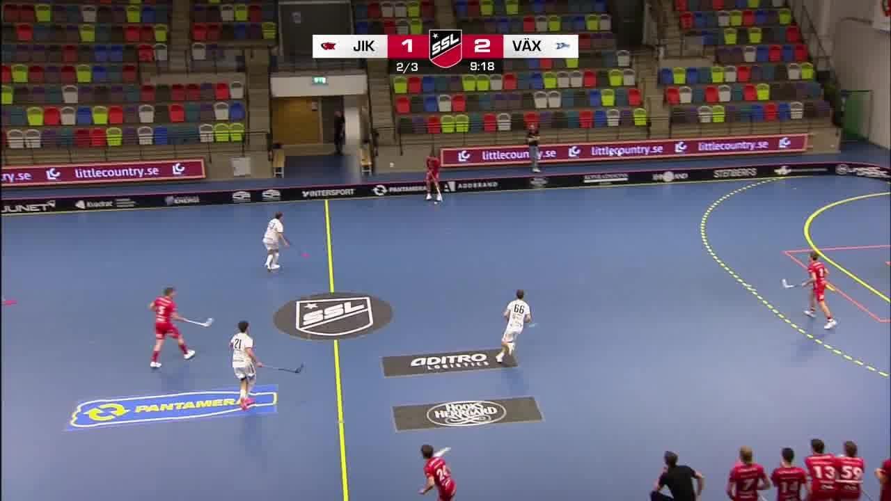 Highlights: Jönköpings IK - Växjö Vipers