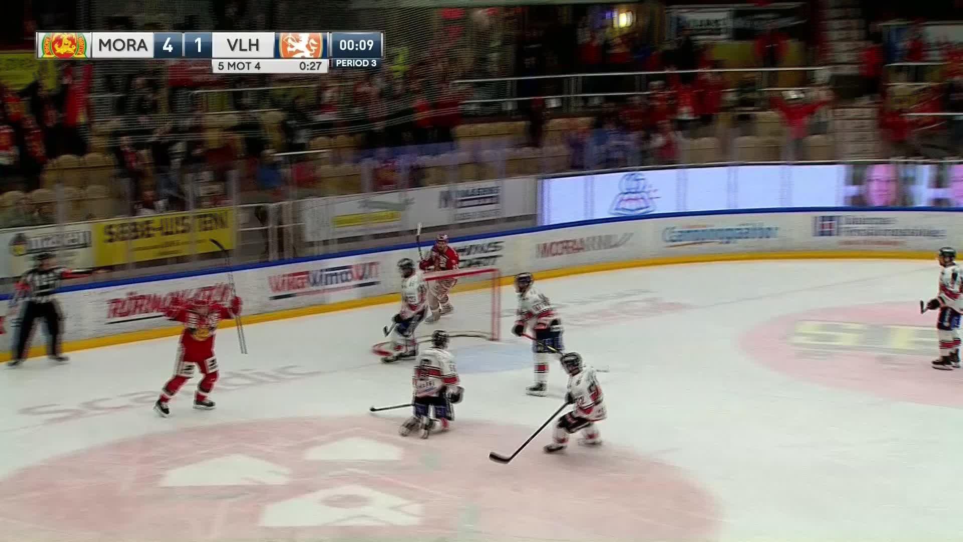 Mora IK - Växjö Lakers 5-1