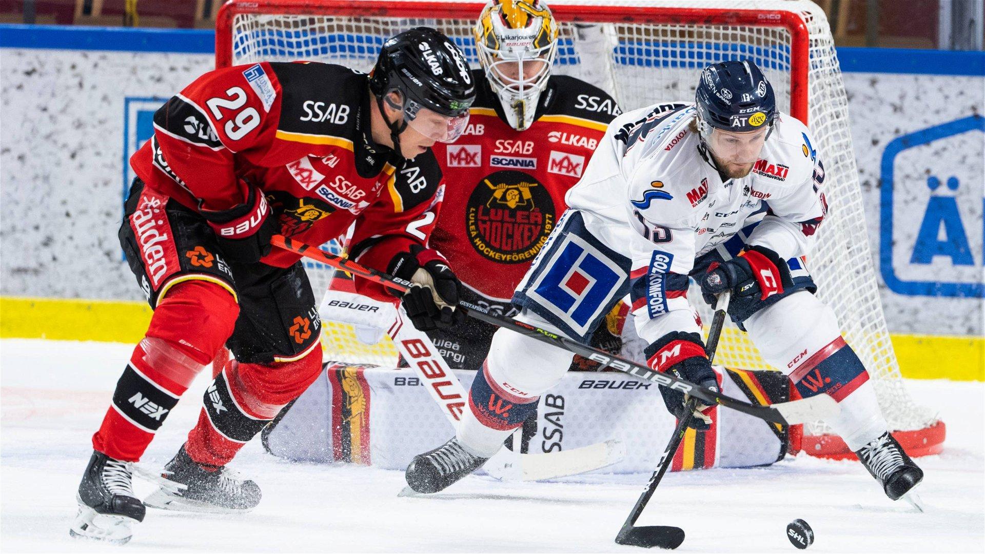 TV: Luleå Hockey - Linköping HC