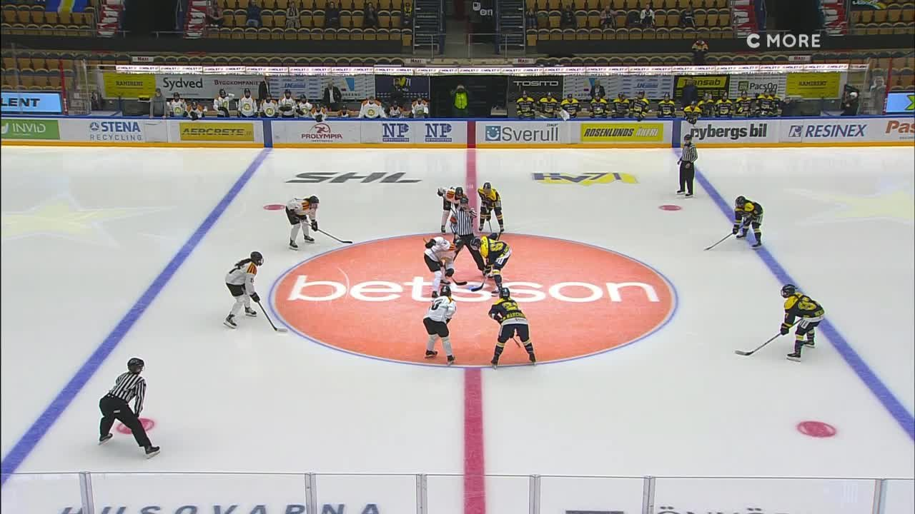 Highlights: HV71-Brynäs 3 okt