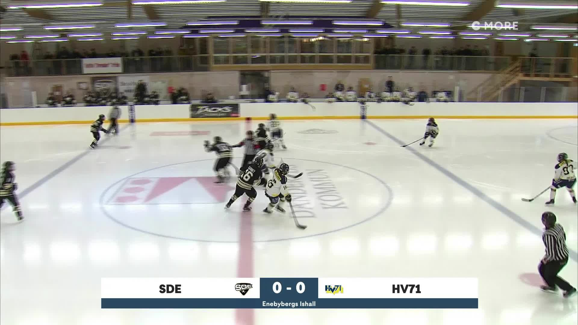 Highlights SDE-HV71 1 februari