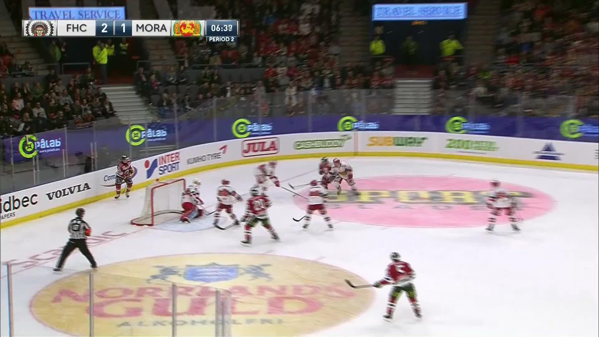 Frölunda HC - Mora IK 3-1