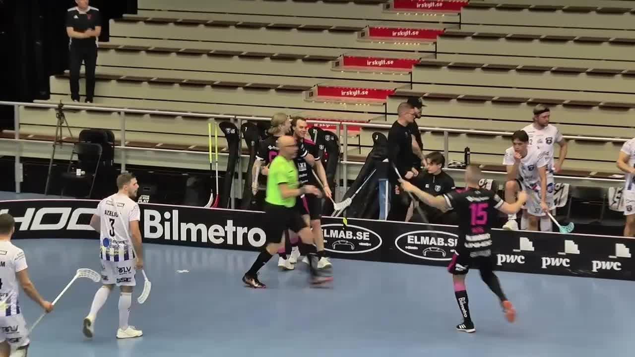 Highlights: IBF Falun - FC Helsingborg
