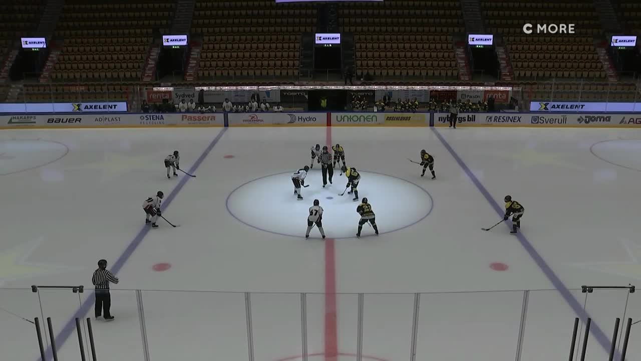 Highlights: HV71-Göteborg 19 sept