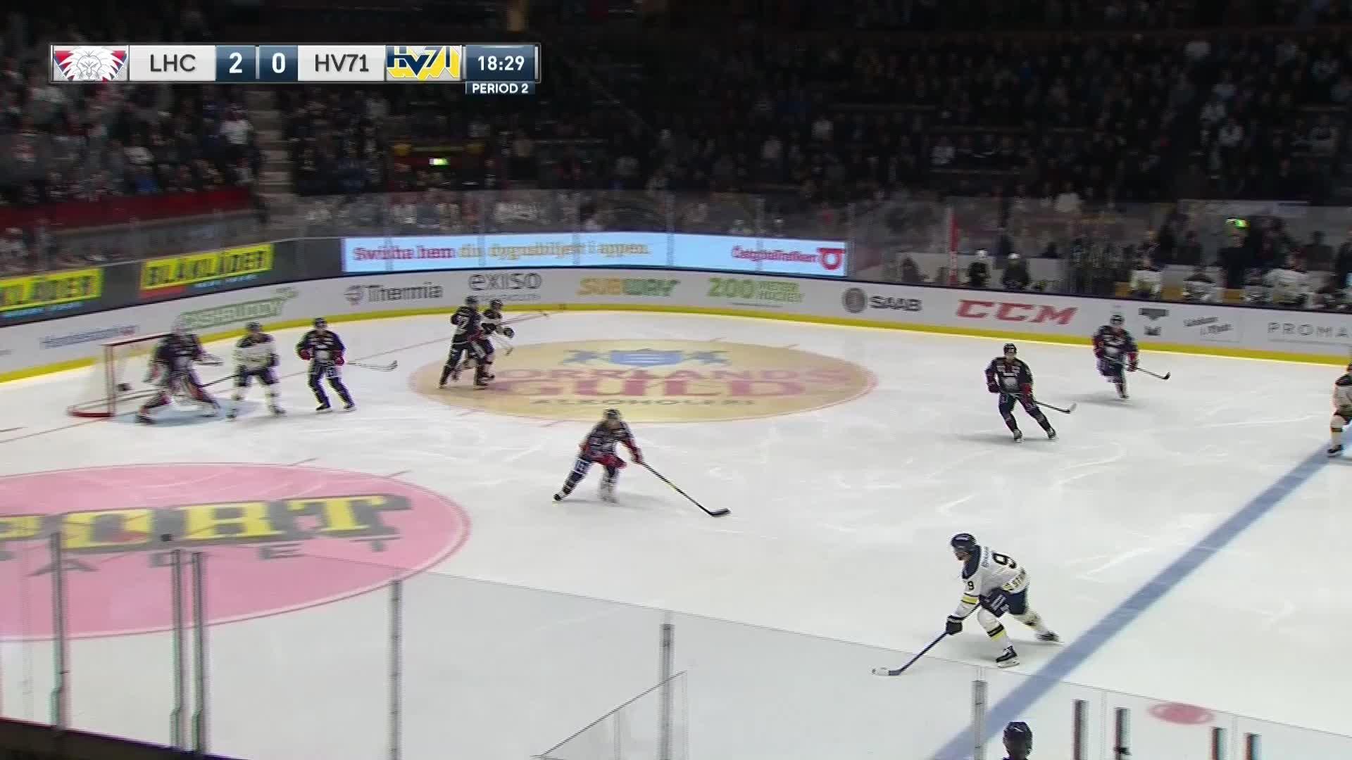 Linköping HC - HV71 2-1