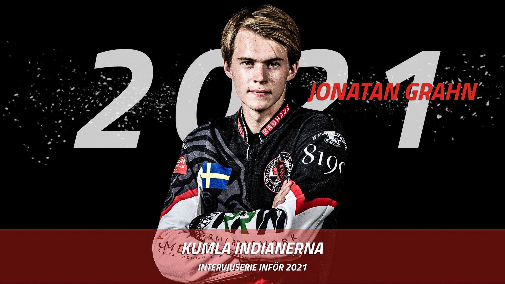 Jonatan Grahn inför 2021