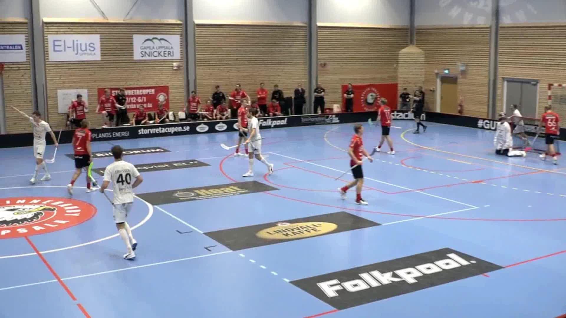 Highlights: Storvreta IBK - Mullsjö AIS