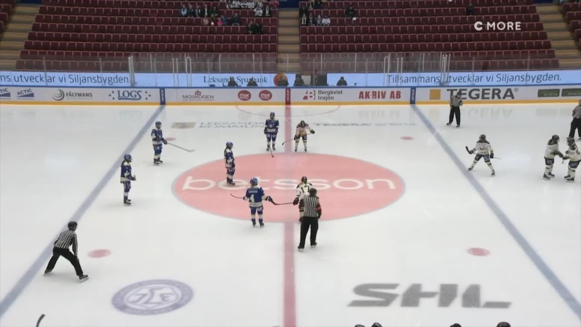Highlights Kvartsfinal 1: Leksand-HV71 19 feb