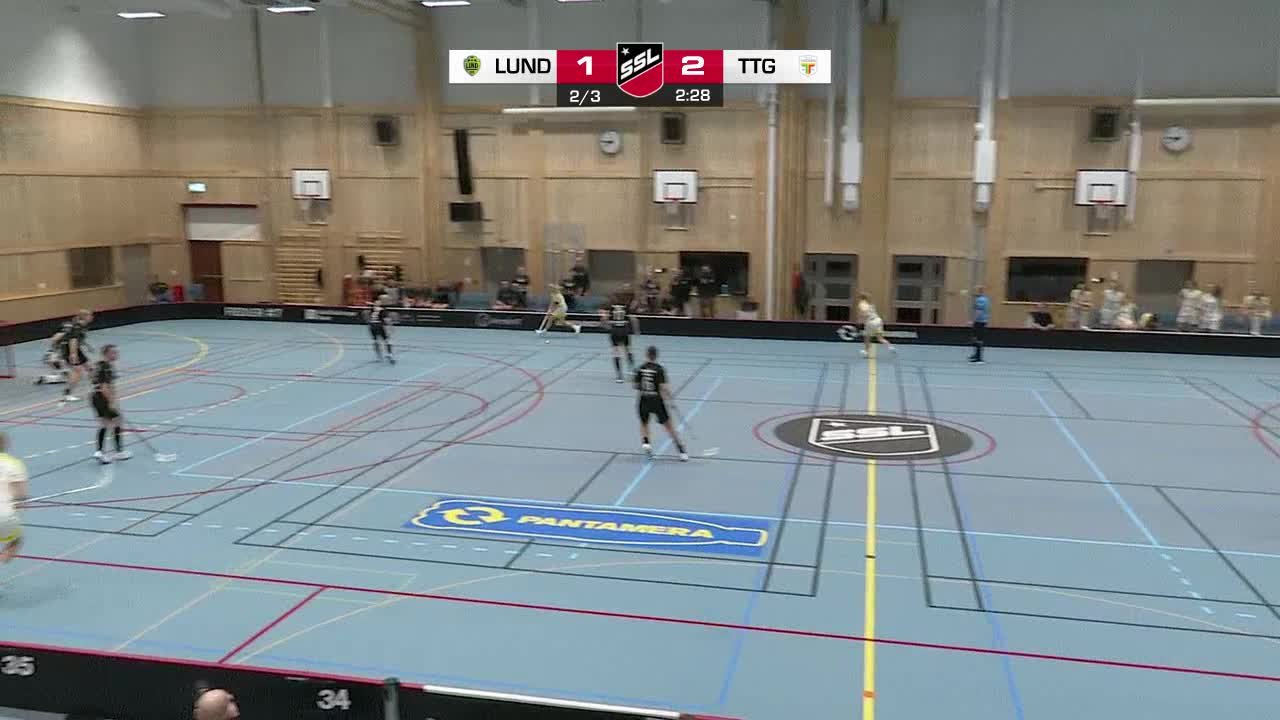 Highlights: IBK Lund - Team Thorengruppen