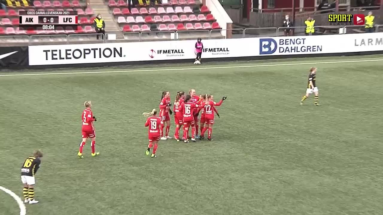 Highlights: AIK - Linköpings FC