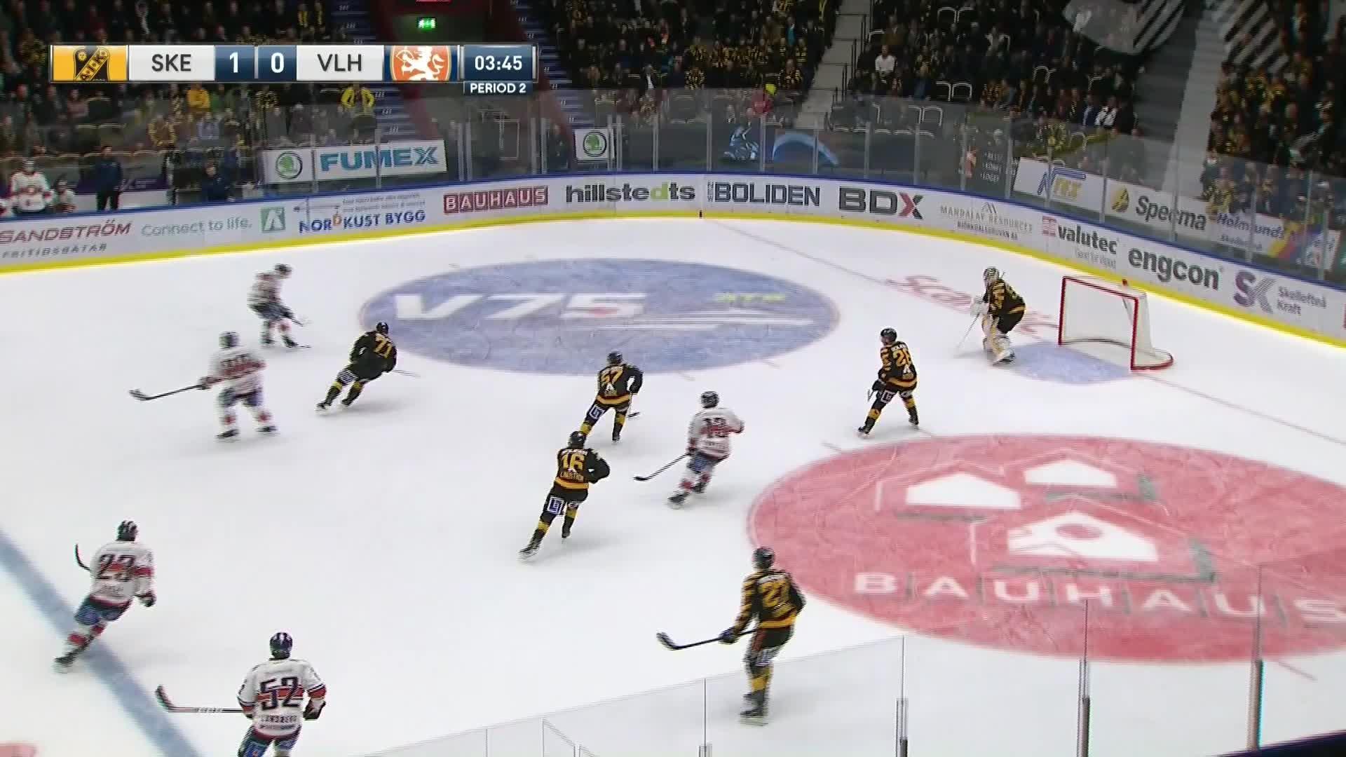 Skellefteå AIK - Växjö Lakers 1-1