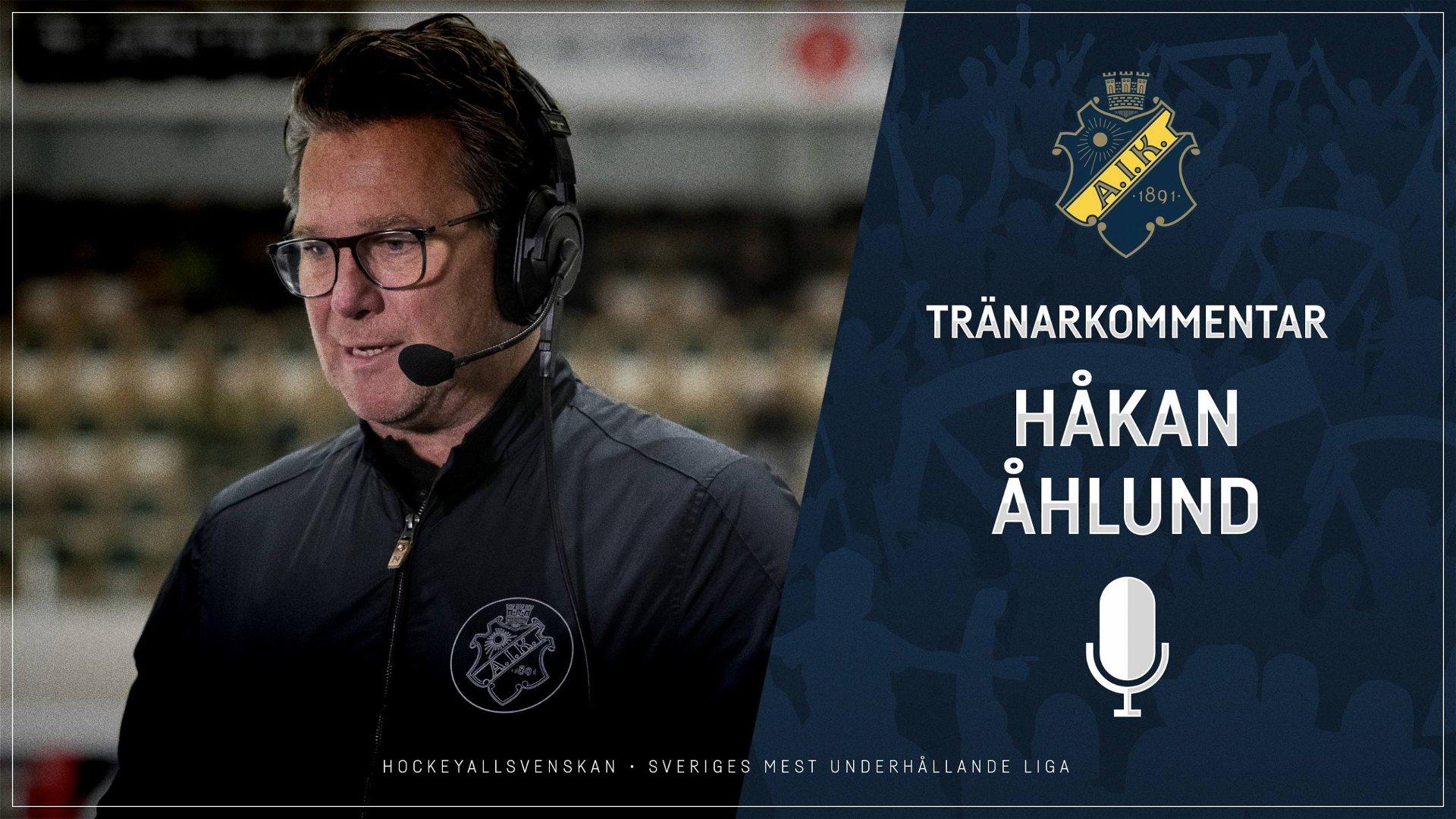 2020-10-30 Segerintervju: Håkan Åhlund