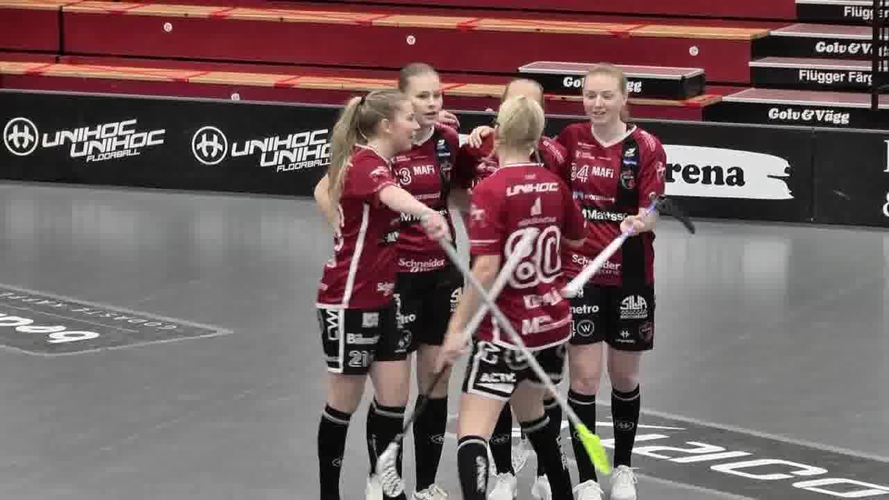 Highlights: KAIS Mora IF - IBK Lund Elit