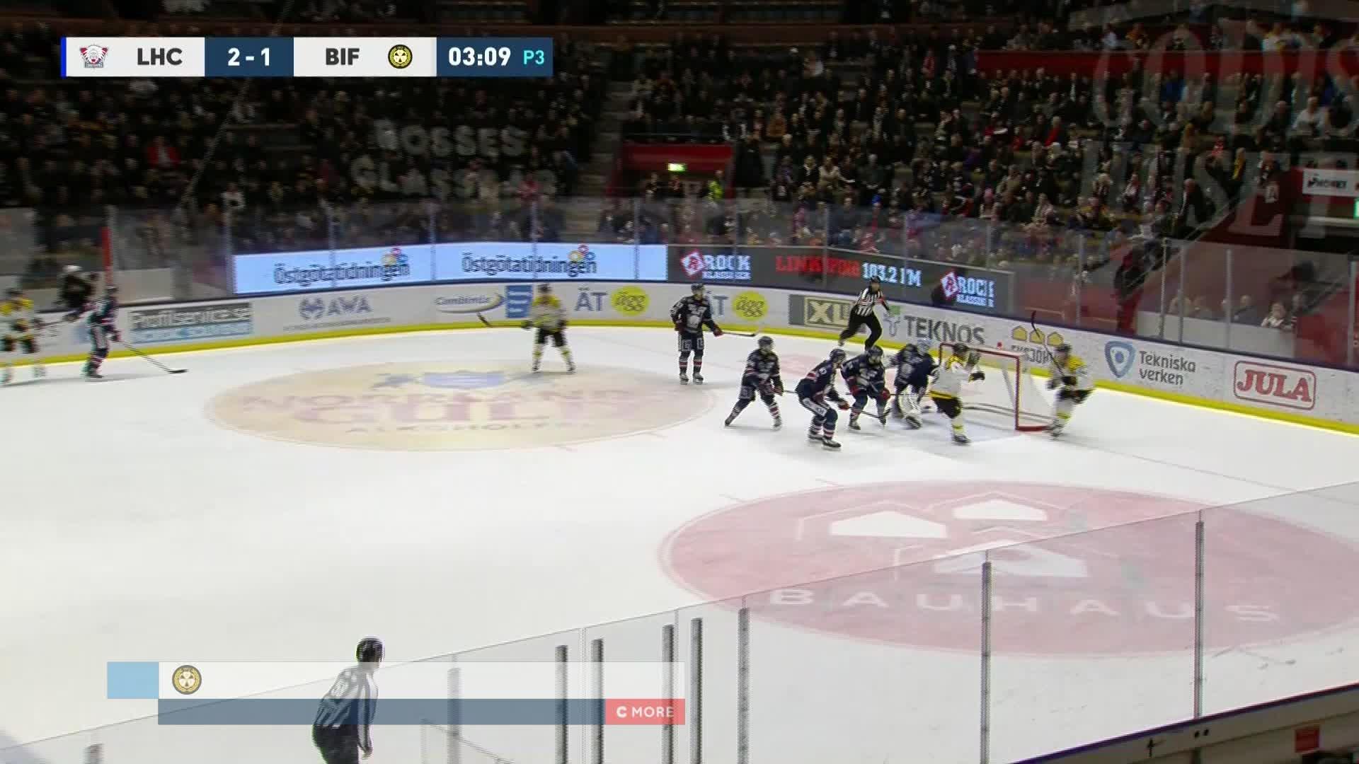 Linköping HC - Brynäs IF 2-2