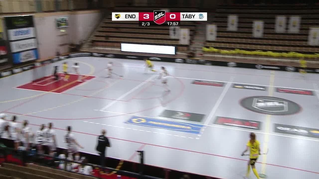 Highlights KF1: Endre - Täby