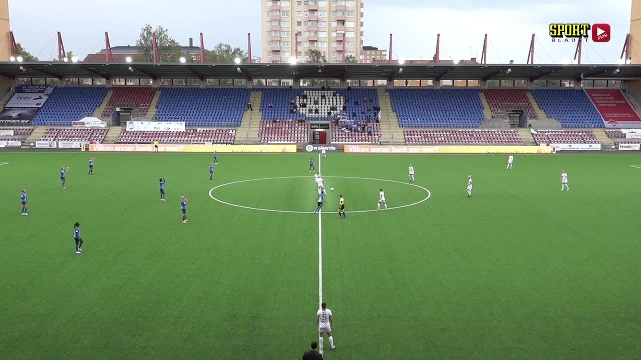 Highlights: Eskilstuna – Rosengård 30 aug