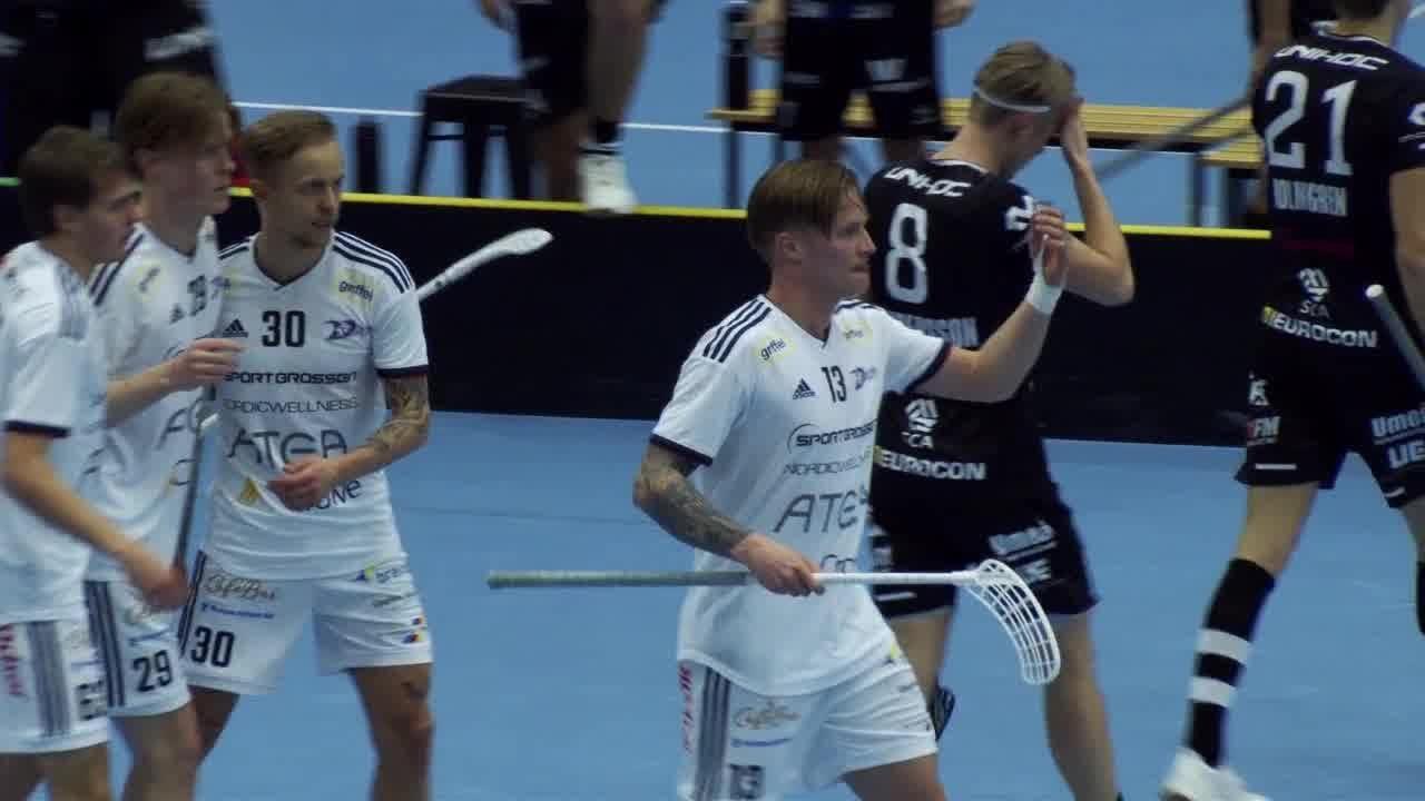 Highlights: IBK Dalen - Växjö Vipers