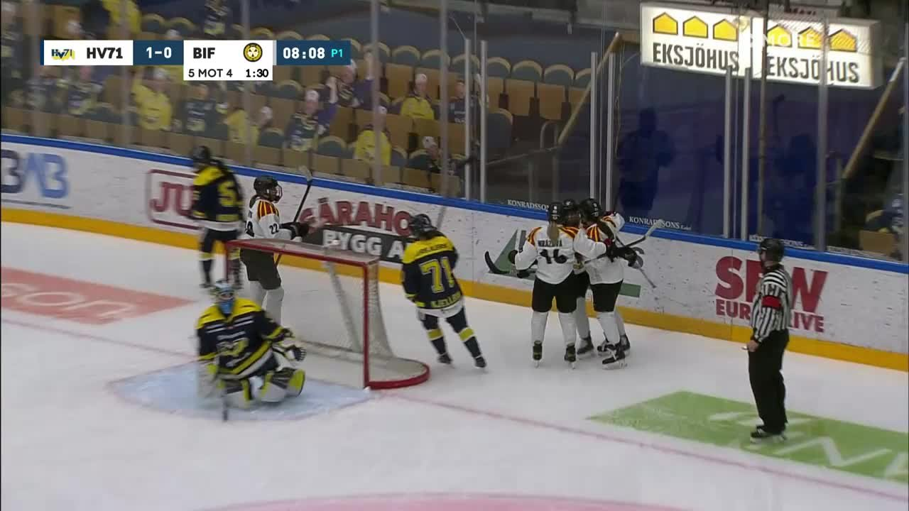 Highlights: HV71-Brynäs