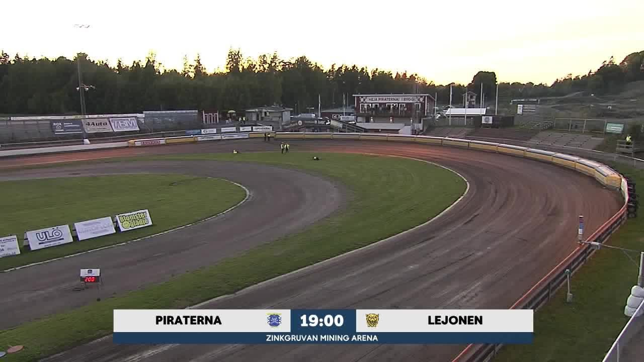 Highlights: Piraterna - Lejonen