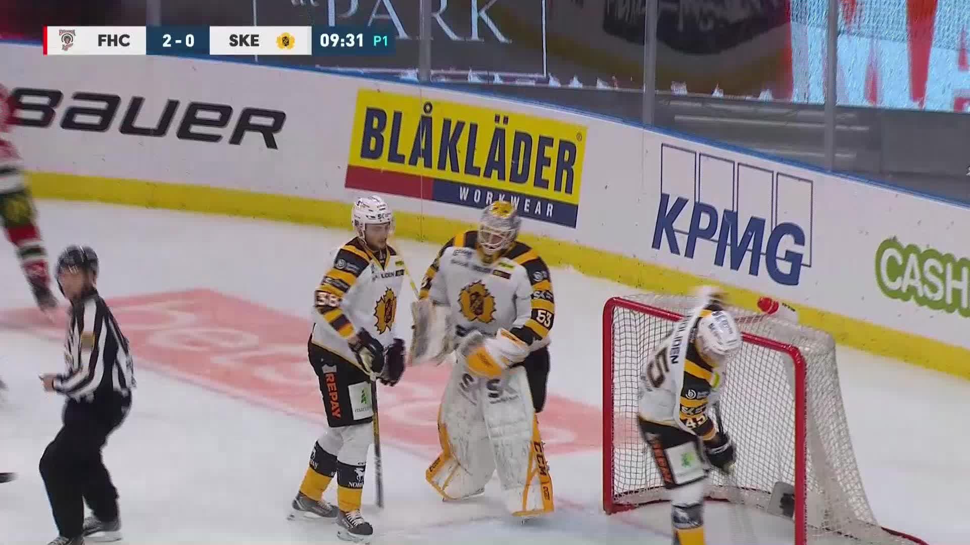 Frölunda HC - Skellefteå AIK 2-0