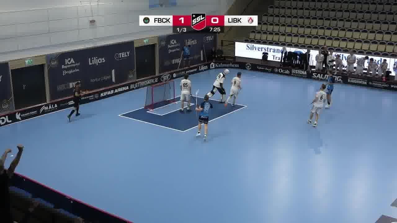 Highlights: FBC Kalmarsund-Linköping Innebandy