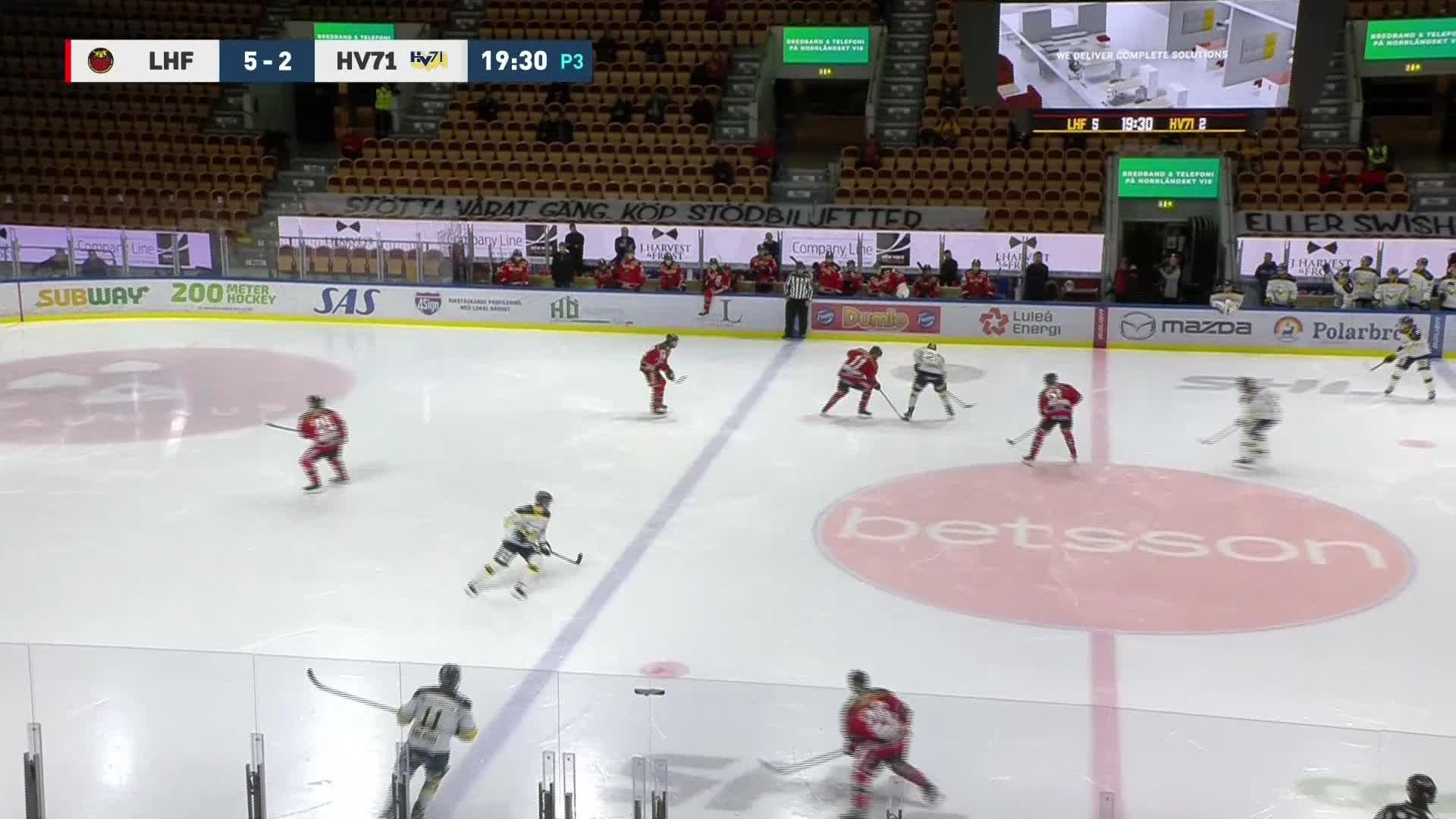 Luleå Hockey - HV71 5-3