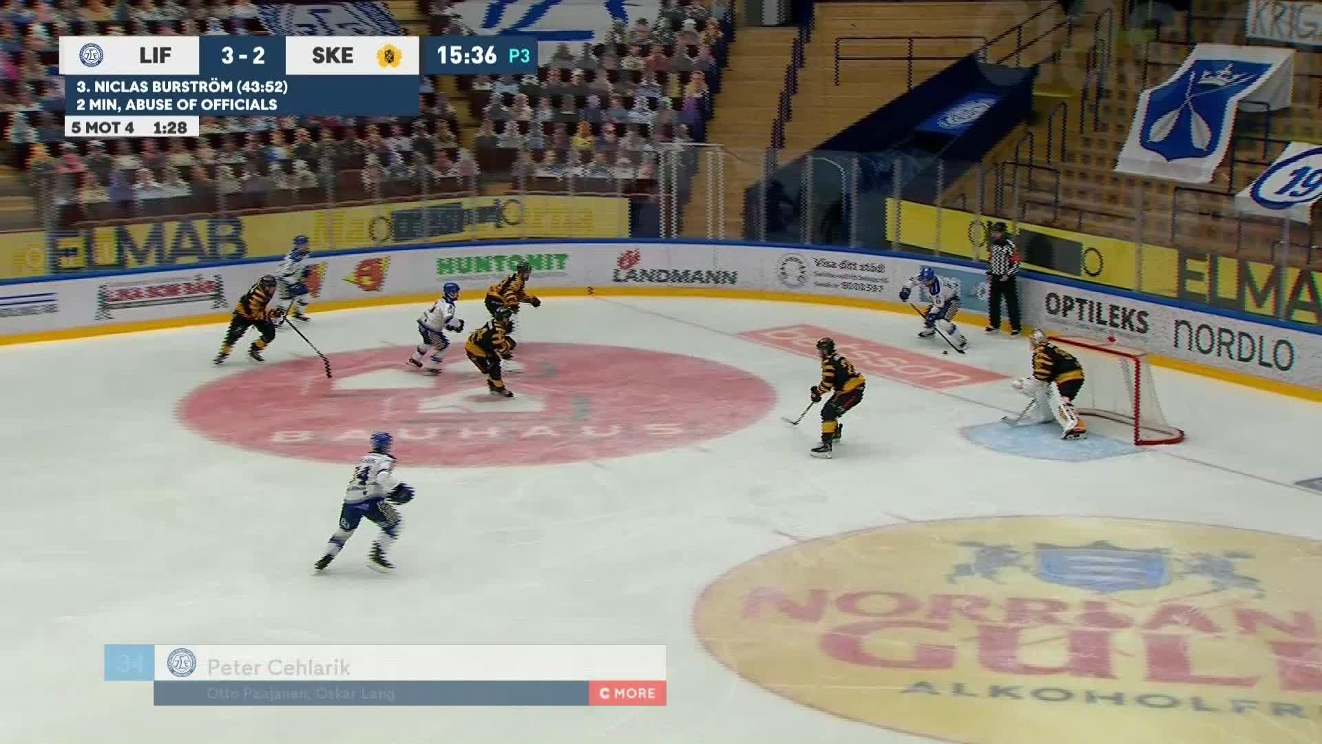 Leksands IF - Skellefteå AIK 4-2