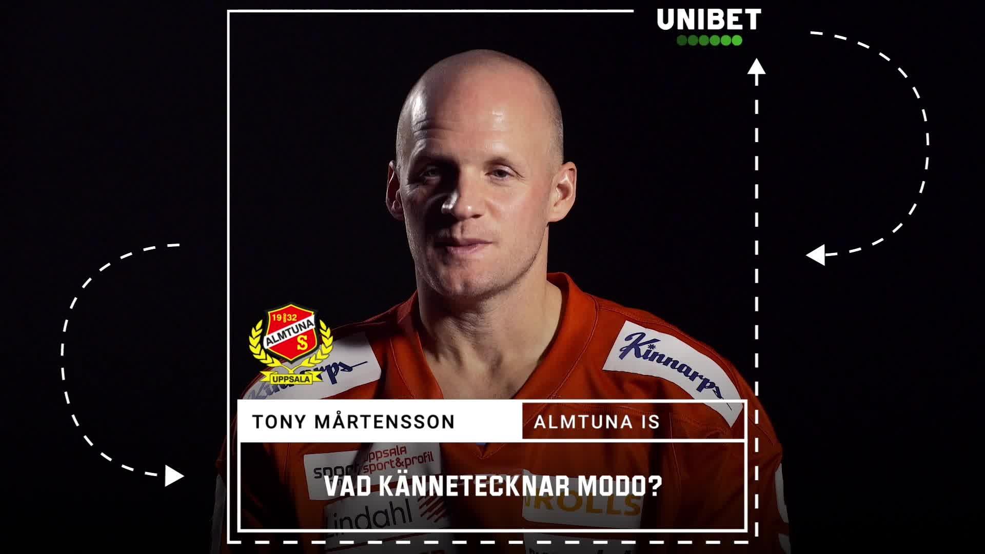 Tony Mårtensson om Modo