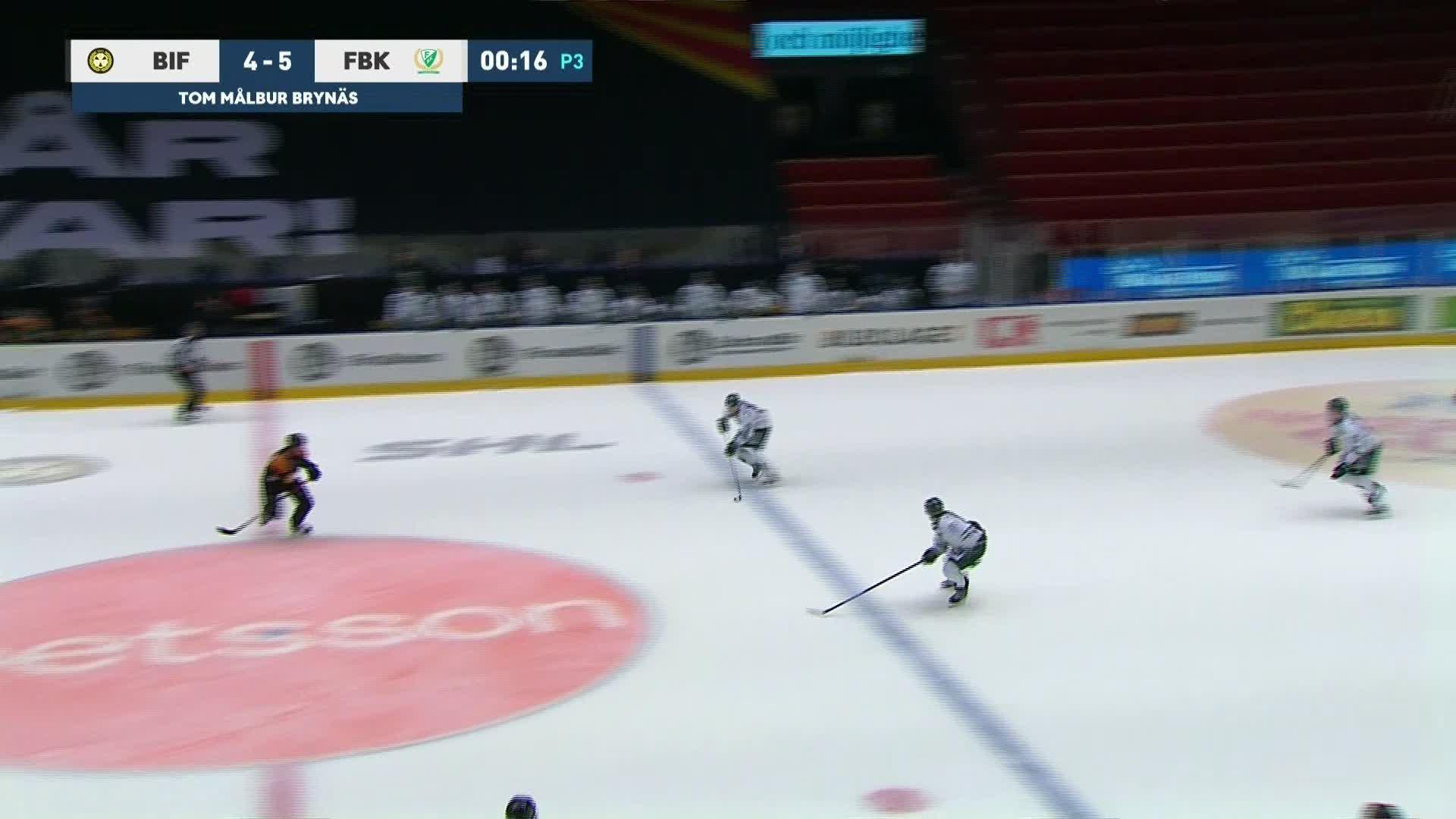 Brynäs IF - Färjestad BK 4-6