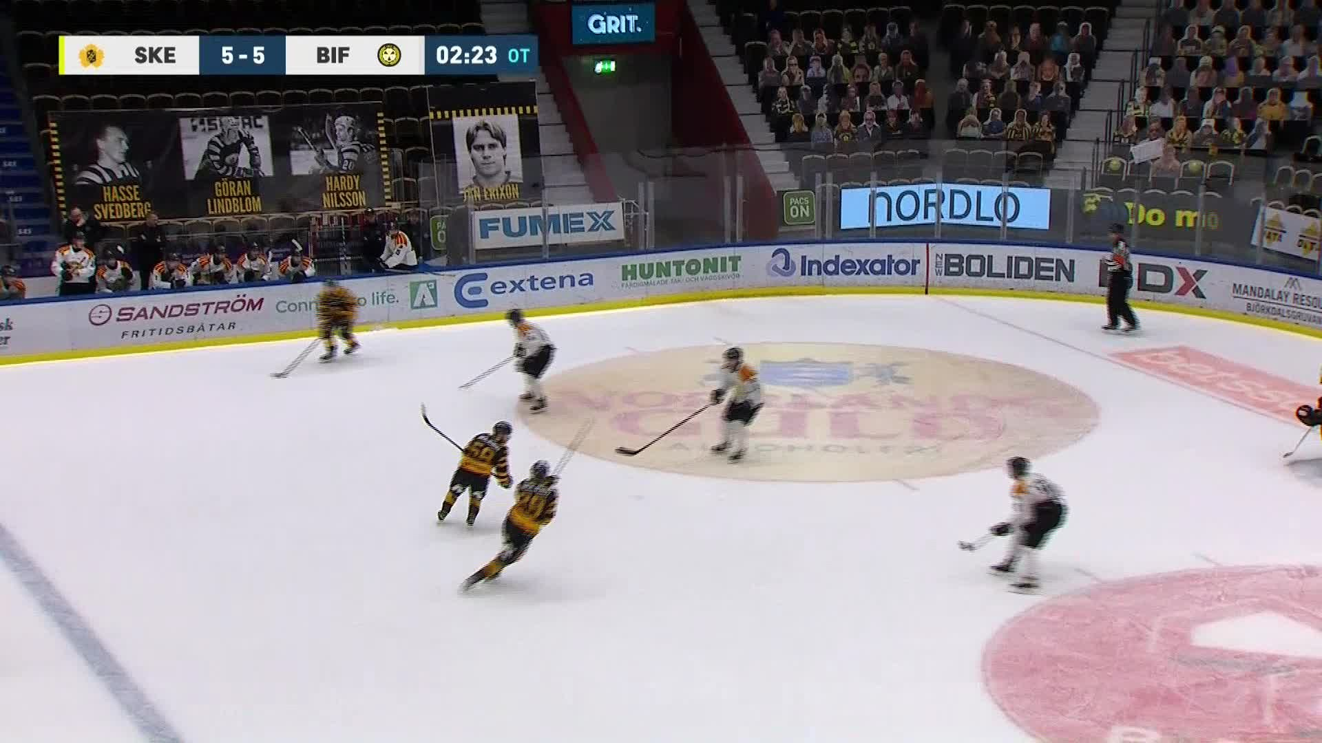Skellefteå AIK - Brynäs IF 6-5