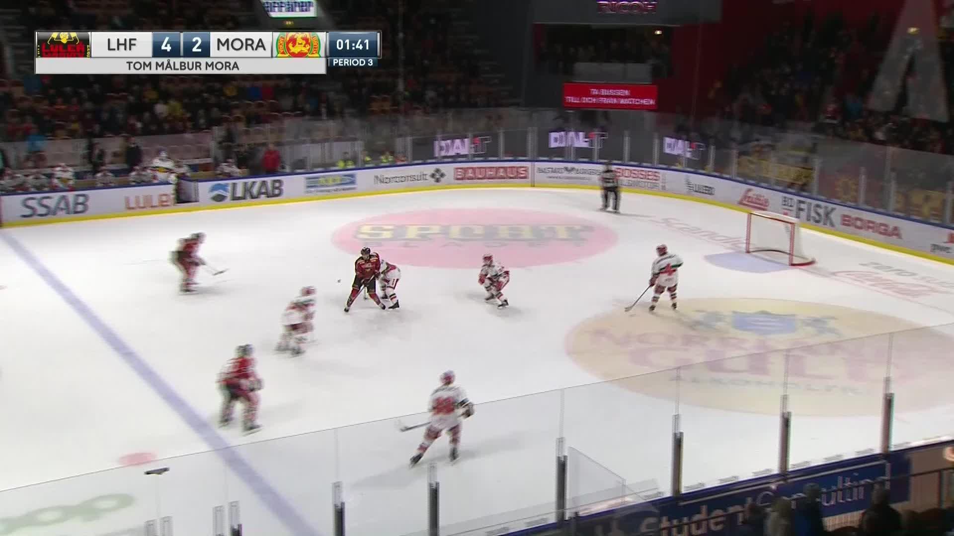 Luleå Hockey - Mora IK 5-2