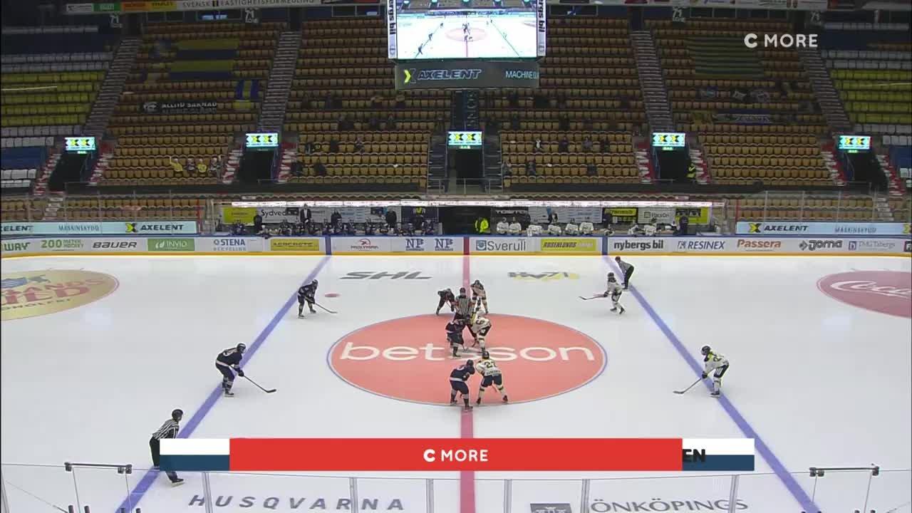 Highlights: HV71-DIF 31 okt