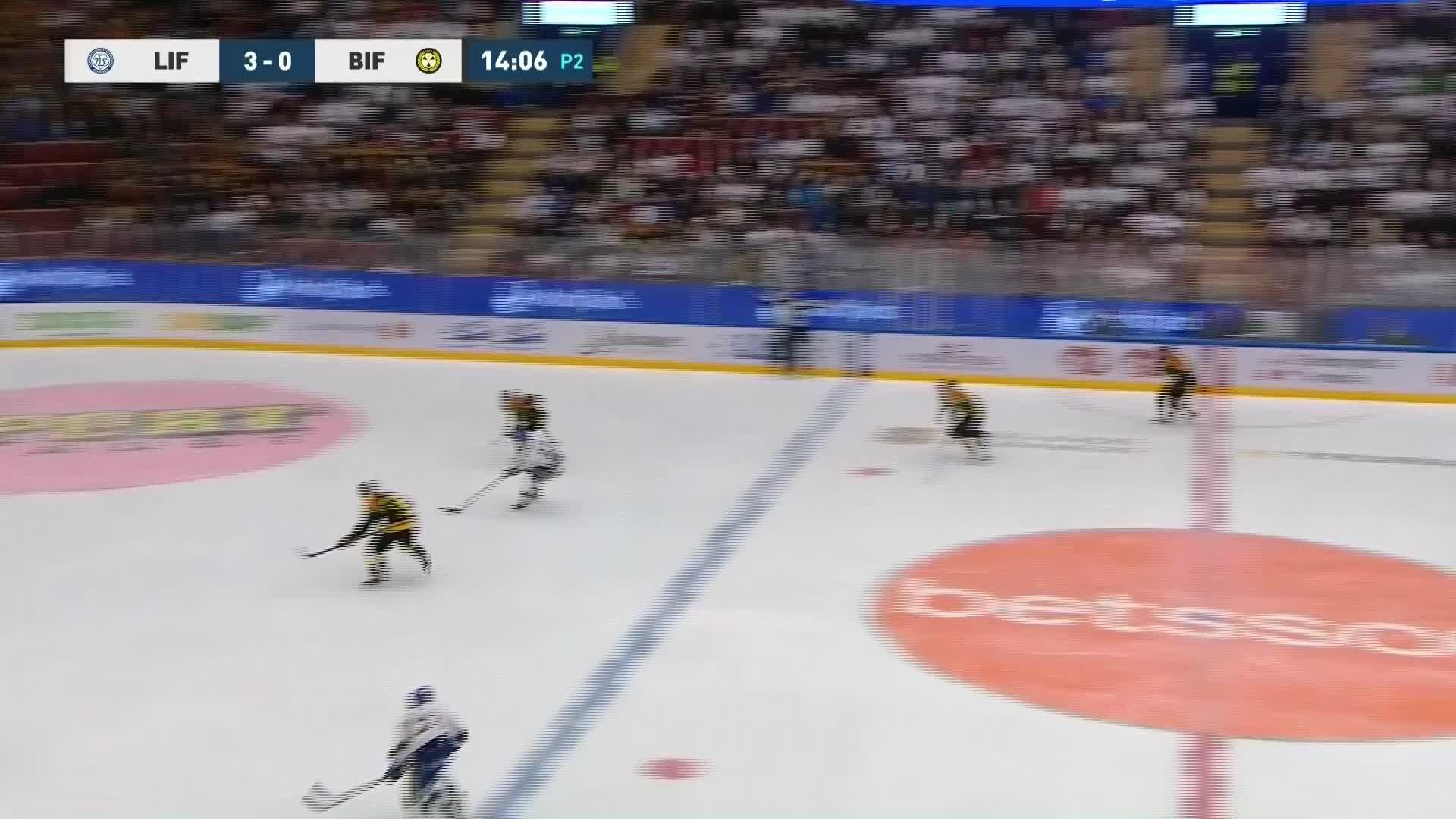 Leksands IF - Brynäs IF 4-0