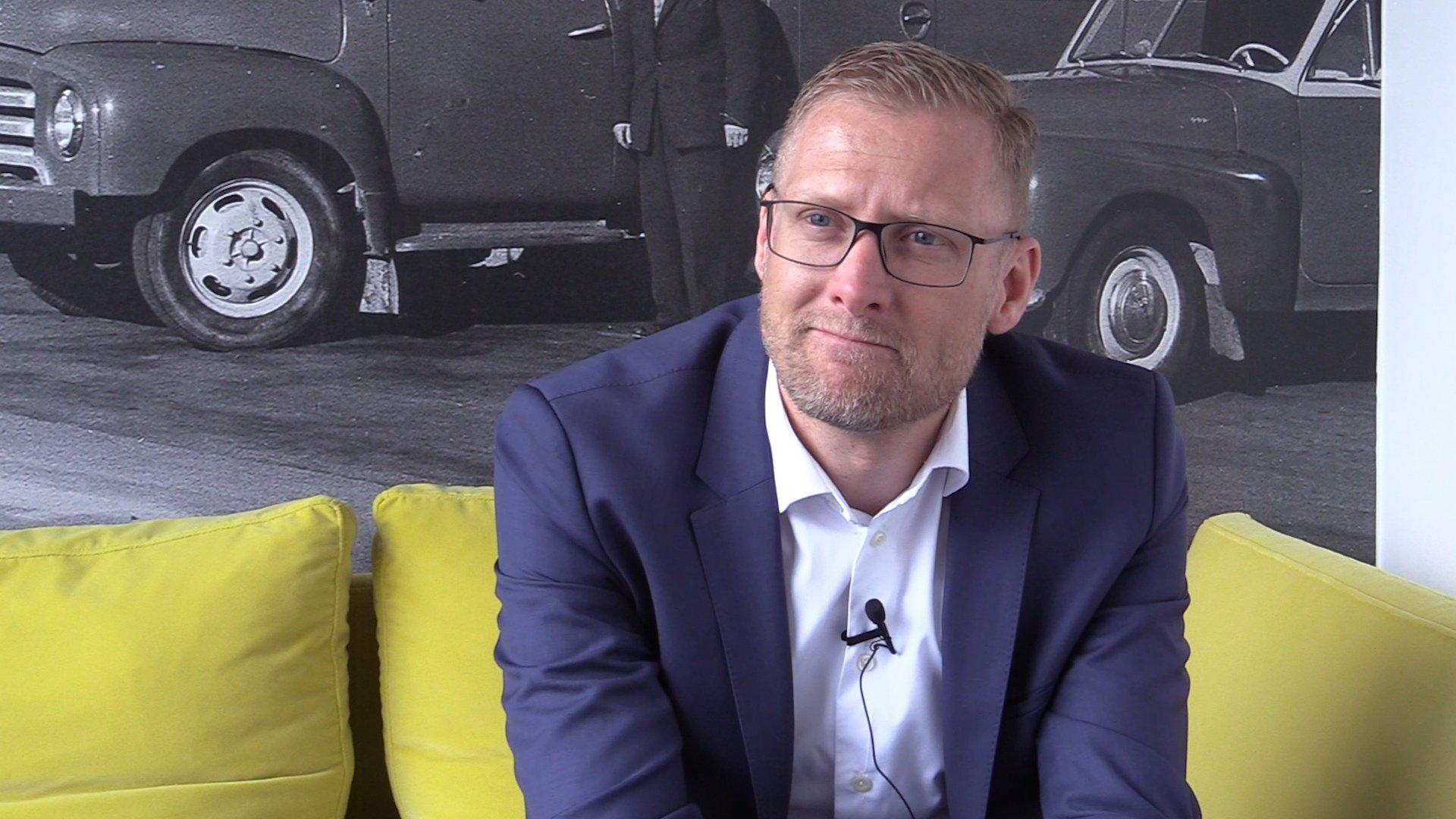 Ett samtal med Lars Appelqvist