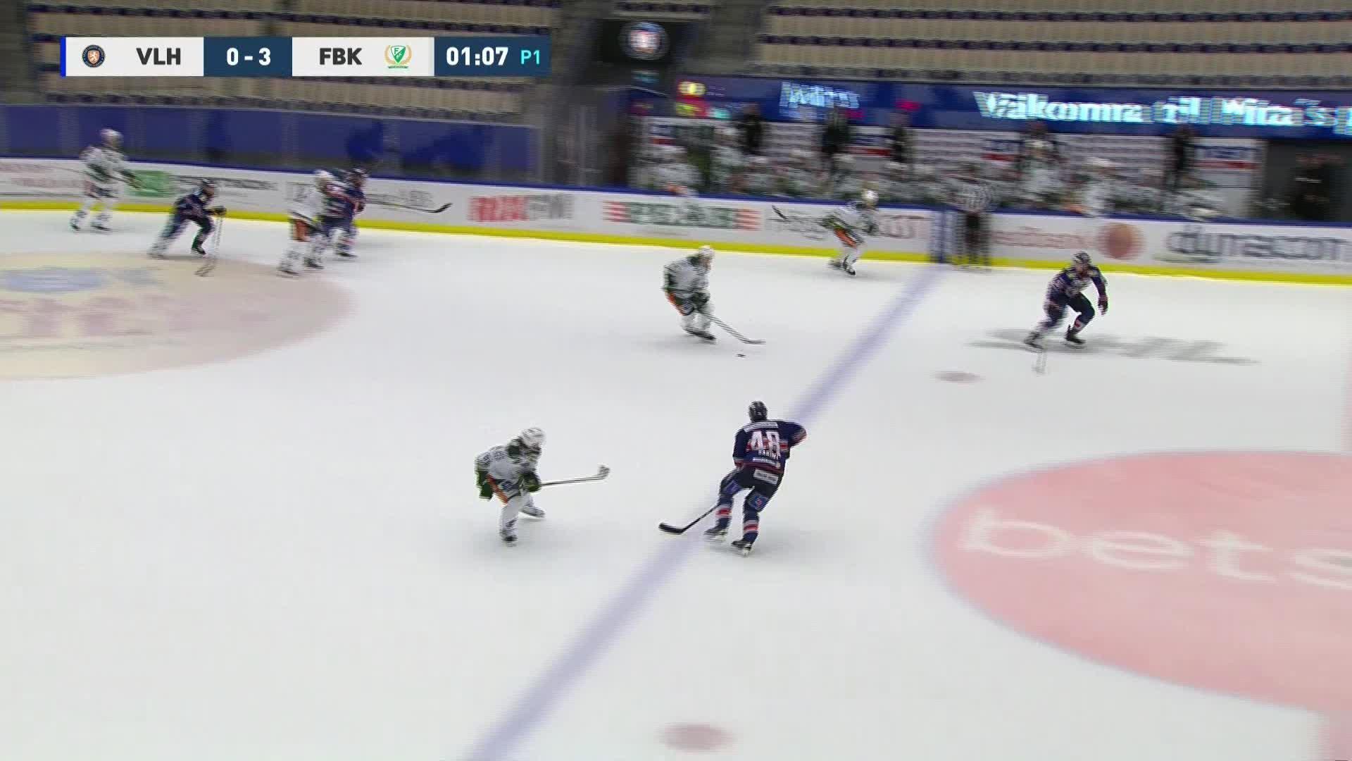 Växjö Lakers - Färjestad BK 0-4