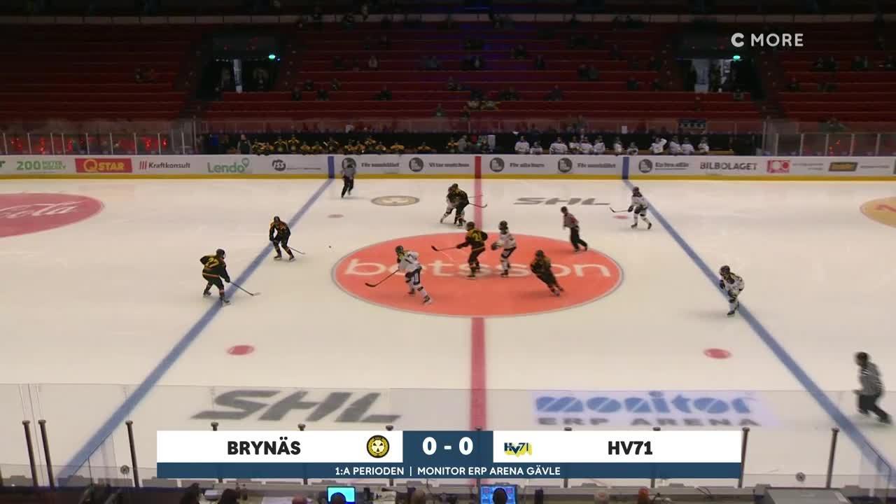 Highlights: Brynäs-HV71