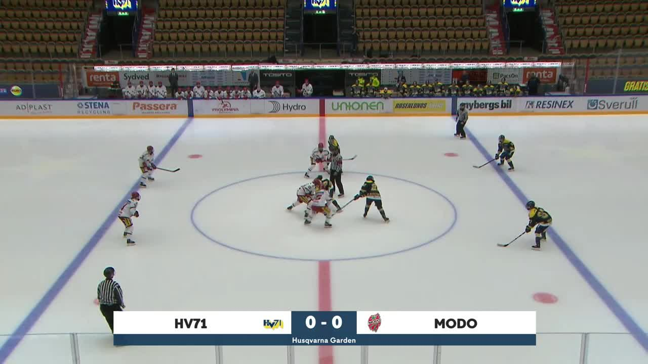 Highlights: HV71-Modo 13 sept