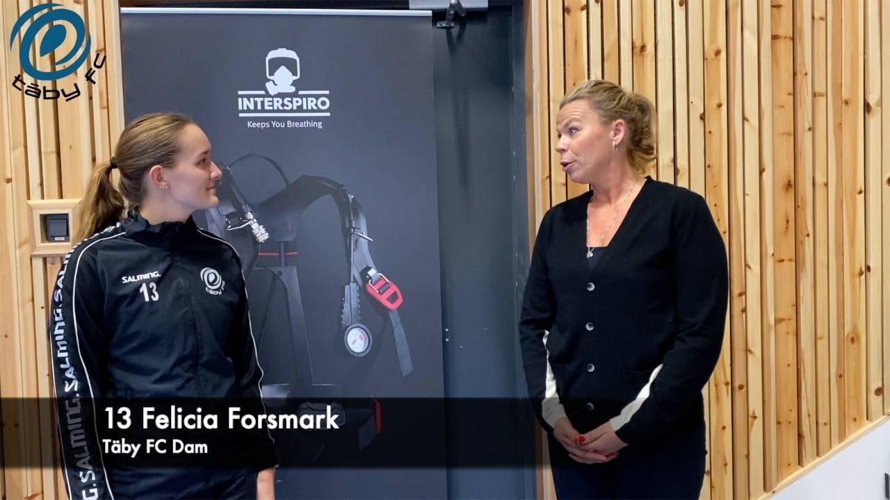 Speakers Corner #24 - Felicia Forsmark