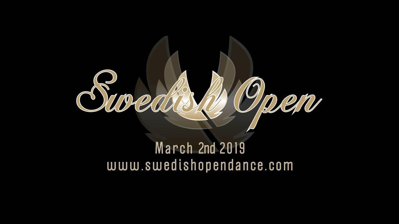 Swedish Open 2019, ProShow