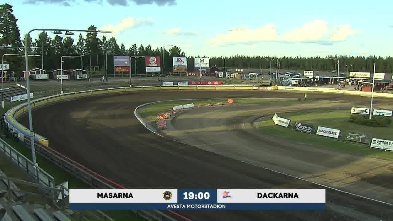 Highlights: Masarna - Dackarna