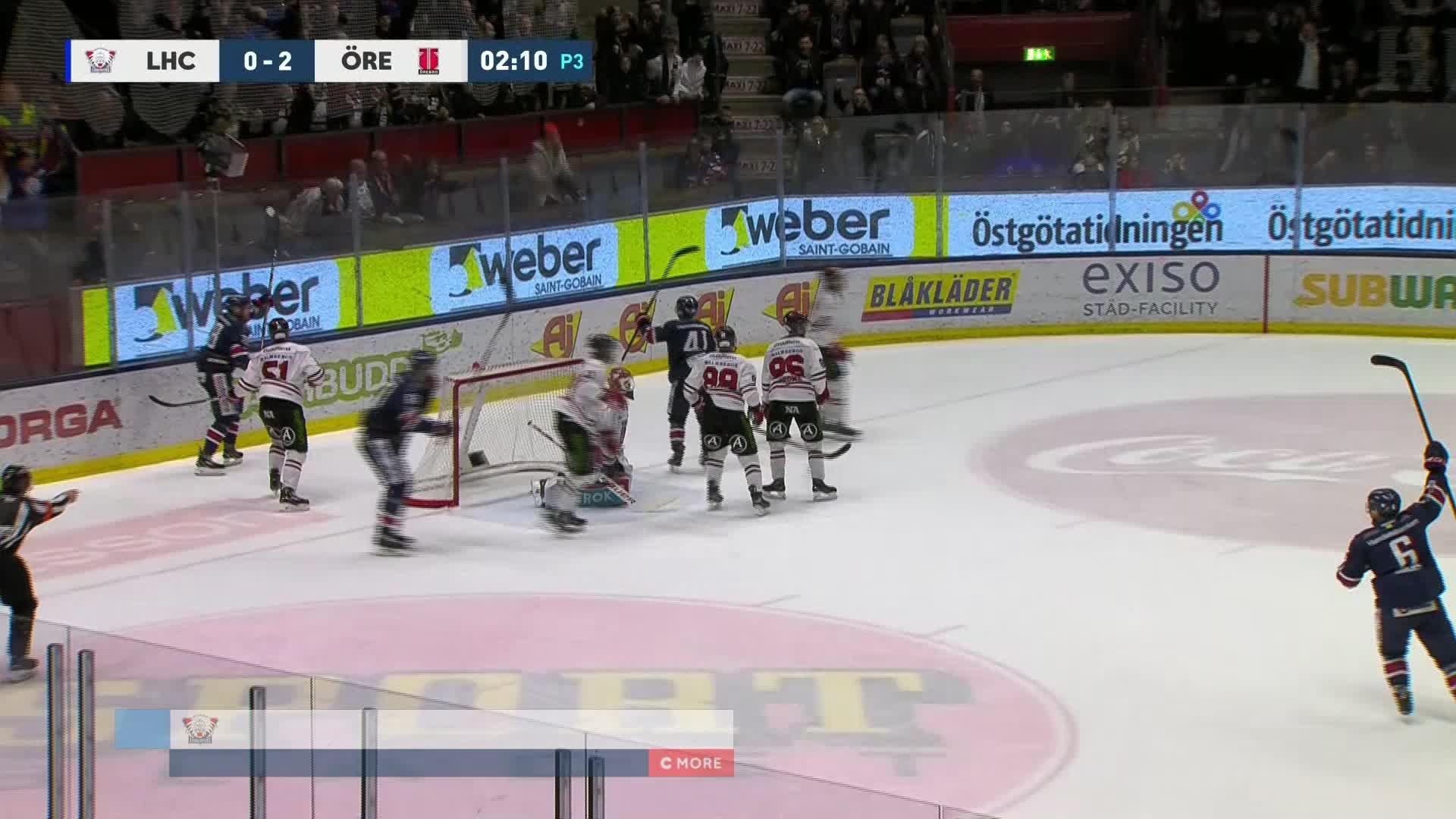 Linköping HC - Örebro Hockey 1-2