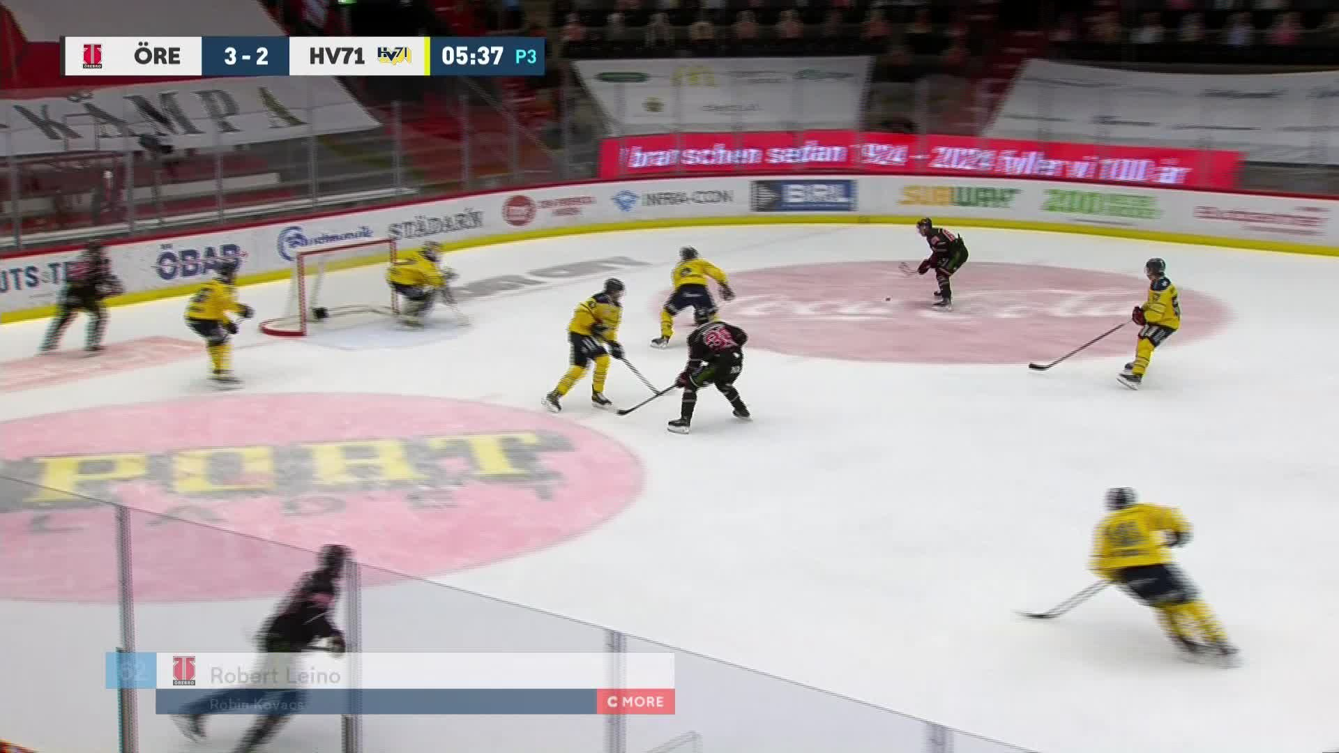 Örebro Hockey - HV71 4-2