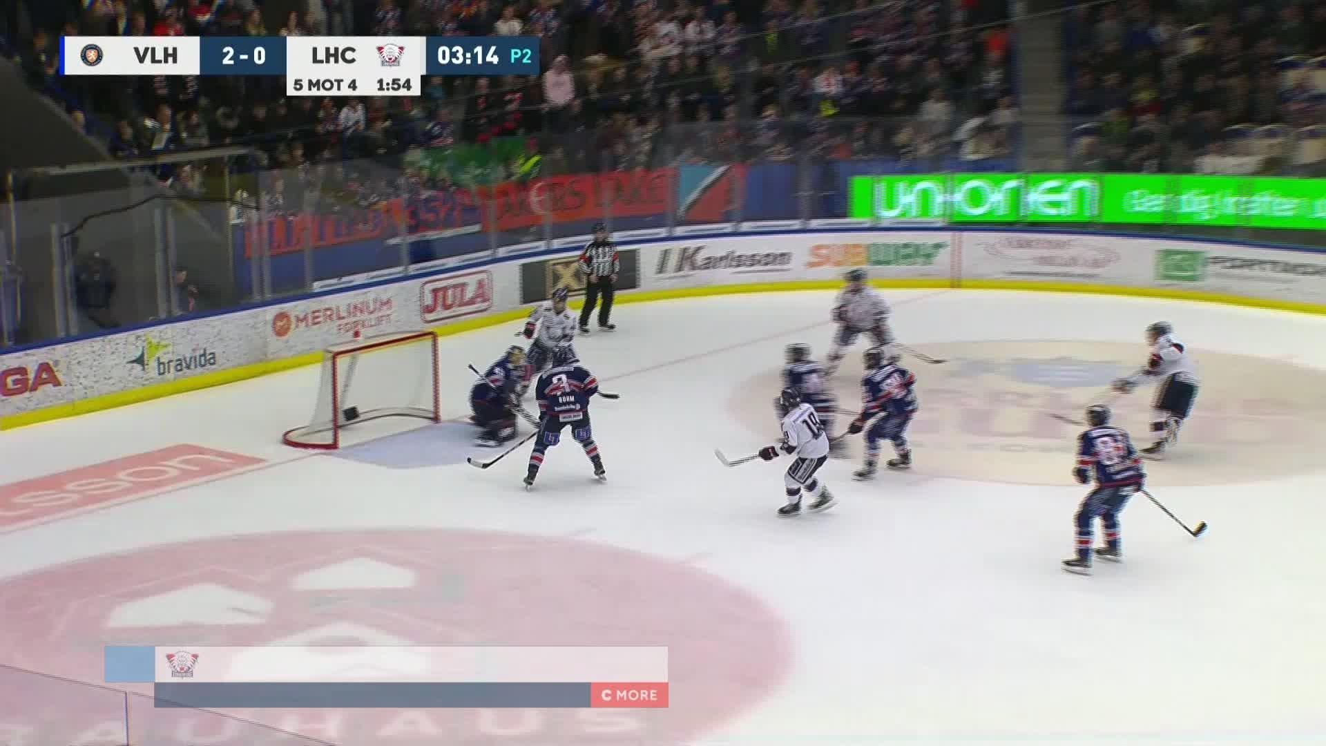 Växjö Lakers - Linköping HC 2-1