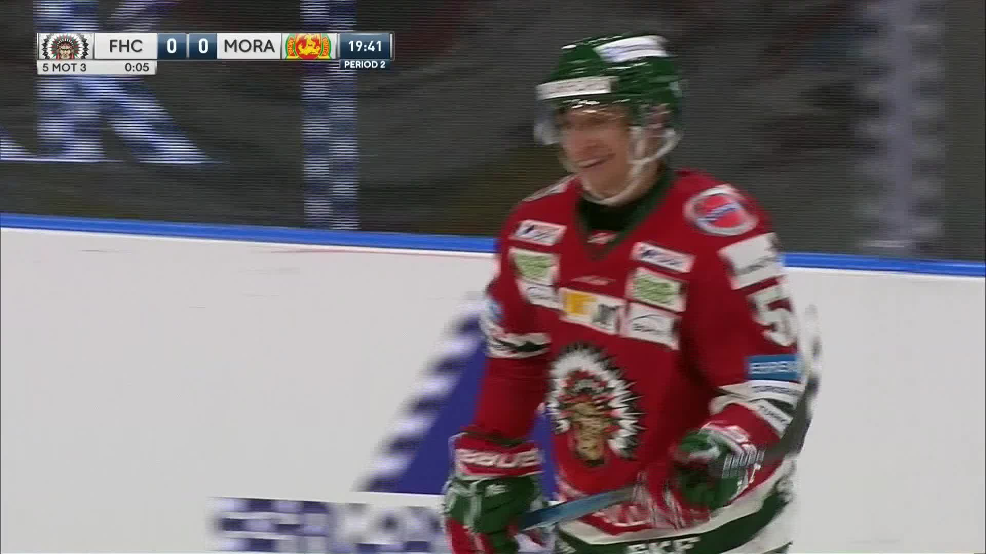 Frölunda HC - Mora IK 1-0